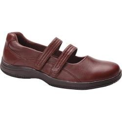 Women's Propet Twilite Walker Plum Leather