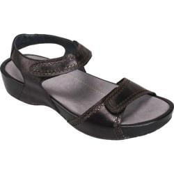 Women's Propet Violet Black/Pewter