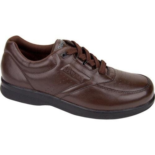 Men's Propet Vista Walker Brown Smooth