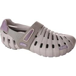 Women's Propet Voyager Walker Light Grey/Lilac