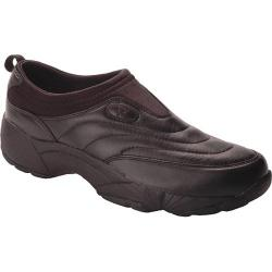 Men's Propet Wash & Wear Slip-On Black