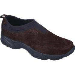 Men's Propet Washable Moc Brownie/Black
