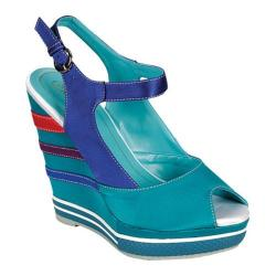 Women's Reneeze Carina-01 Blue/Green
