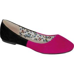 Women's Reneeze Daisy-02 Fuchsia/Black