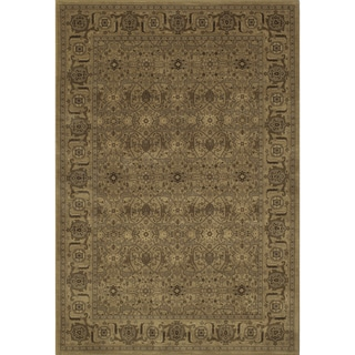 Mirage Palace Green Rug