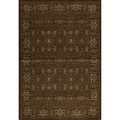 Mirage Royal Chocolate Brown Rug