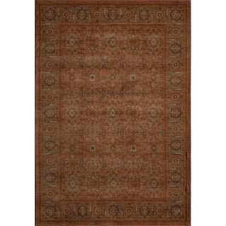 Mirage Royal Paprika Orange Rug