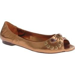 Women's Vince Camuto Kendra Bronze Metallic Leather