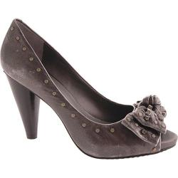 Women's Vince Camuto Malta Pewter Brush Off Metallic