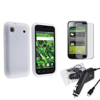 BasAcc Case/ Screen Protector/ Charger for Samsung i9000 Galaxy S