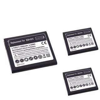 BasAcc Li-Ion Battery for Samsung� Galaxy Nexus CDMA SCH-i515 (Pack of 3)