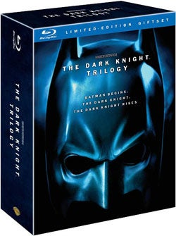 The Dark Knight Trilogy (Blu-ray Disc)