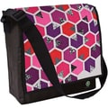 Honey Quilt Eco Messenger Bag-