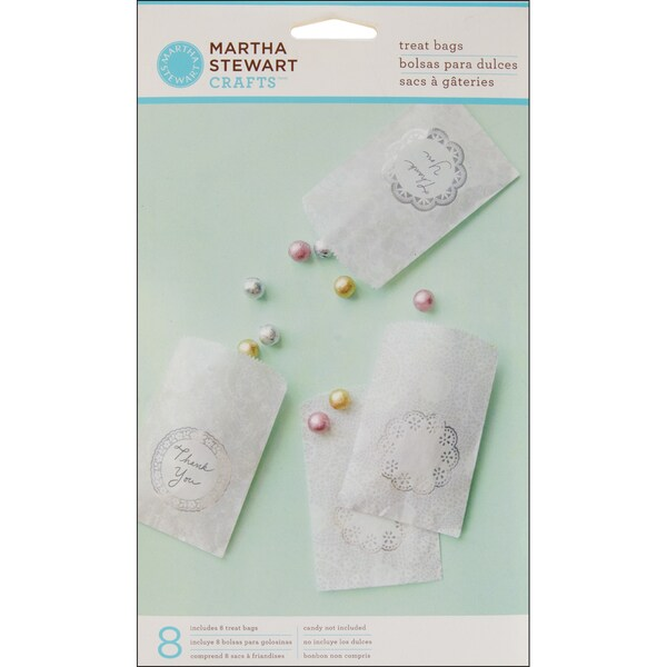 Treat Bags-Doily Lace