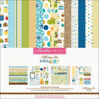 Birthday Boy Collection Kit 12
