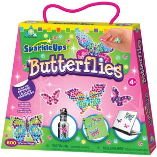 Sparkleups Kit-Butterflies