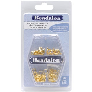 Findings Variety Pack 134/Pkg-Gold