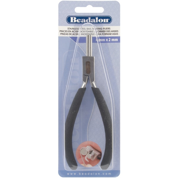Bail Making Pliers Small-4mm/2mm