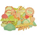 Save The Date Collectables Cardstock Die-Cuts 55/Pkg-