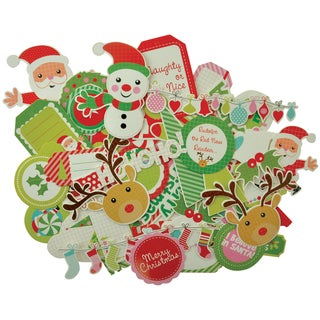 Mint Twist Collectables Cardstock Die-Cuts 59/Pkg-