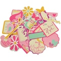 Butterfly Kisses Collectables Cardstock Die-Cuts 53/Pkg-