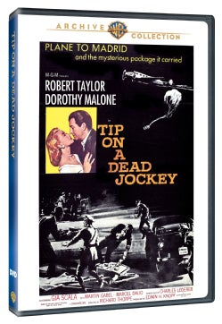 Tip On A Dead Jockey (DVD)