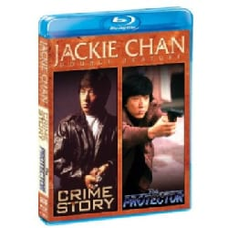 Jackie Chan: Crime Story/The Protector (Blu-ray Disc)
