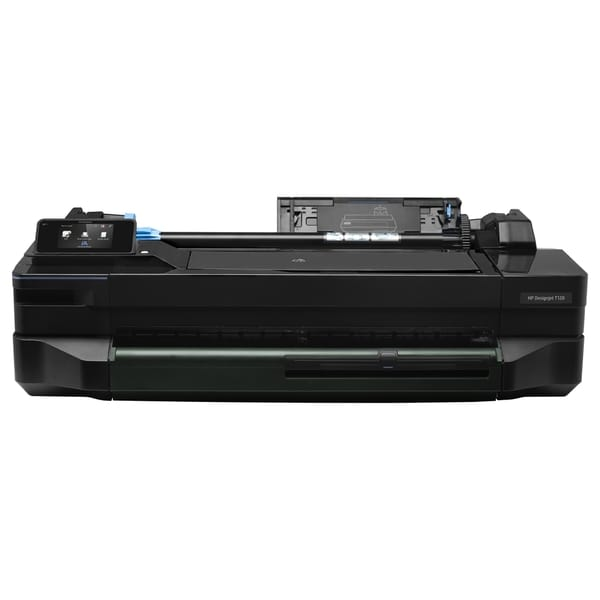 "HP Designjet T120 Inkjet Large Format Printer - 24"" - Color"