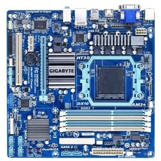 Gigabyte Ultra Durable 4 Classic GA-78LMT-USB3 Desktop Motherboard -
