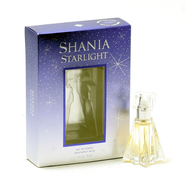 Shania Twain Shania Starlight Women's 0.5-ounce Eau de Toilette Spray