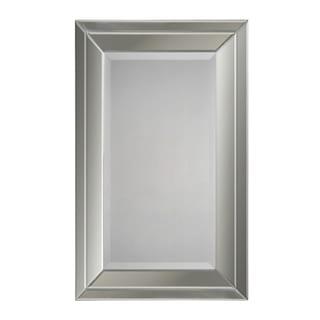 Double Bevel Framed Mirror