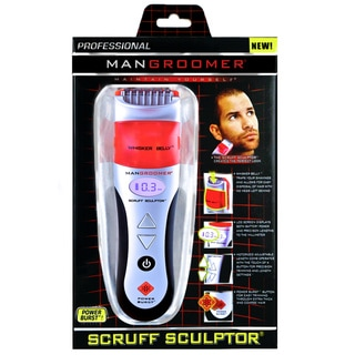 Mangroomer Scruff Sculptor PRO Stubble Trimmer
