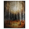 Patrick St. Germain 'In the Shadows' Hand-painted Canvas Art
