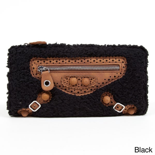Nicole Lee 'Emma' Fleece Wallet