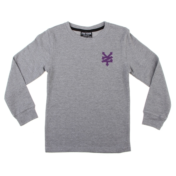 Zoo York Boys (8-20) Thermal Shirt