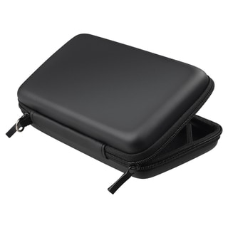 BasAcc Black Eva Case for Nintendo 3DS XL