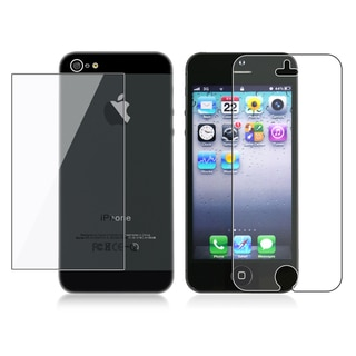INSTEN 2-LCD Kit Anti-glare Screen Protector for Apple iPhone 5