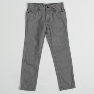 Calvin Klein Boy's (8-20) Light Wash Denim Pants