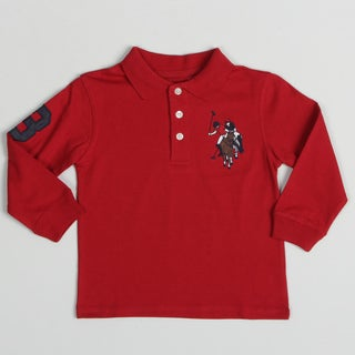 Calvin Klein US Polo Boys Shirt