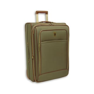 London Fog 'Fog Lites' 25-inch Expandable Rolling Upright Suiter