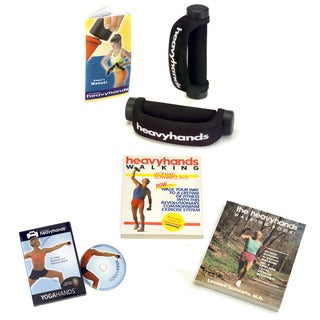 Heavyhands Yoga Hands Fitness DVD Pack