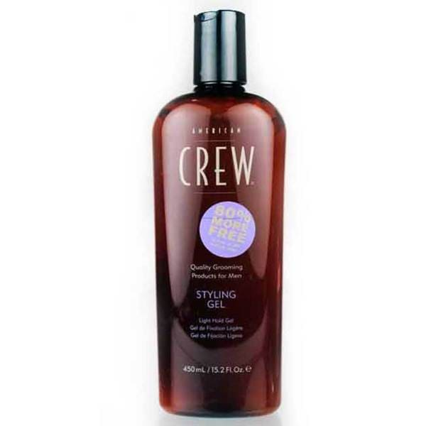 American Crew Light Hold 15.2-ounce Styling Gel