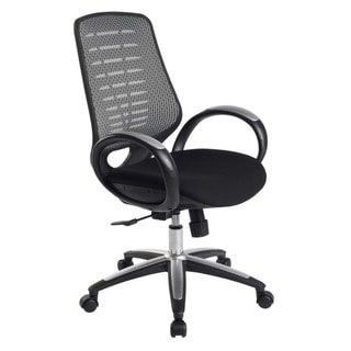 Favorite Finds Platinum Mesh Back Office Chair