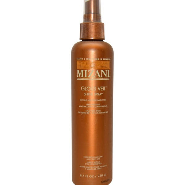 Mizani Gloss Veil Shine 8.5-ounce Spray