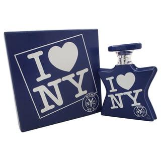 Bond No. 9 I Love New York Men's 3.3-ounce Eau de Parfum Spray