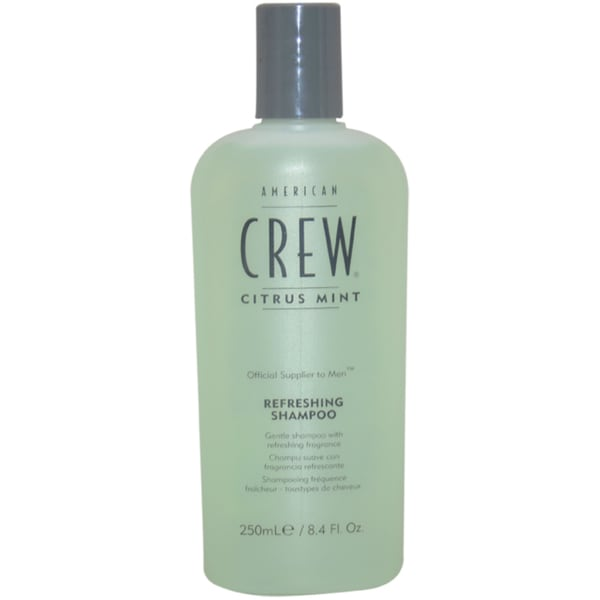 American Crew Citrus Mint Refreshing 8.45-ounce Shampoo