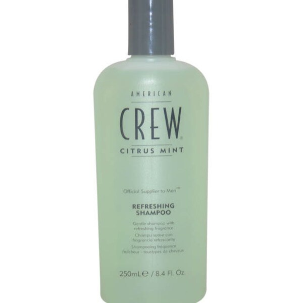 American Crew Citrus Mint Refreshing 8.45-ounce Shampoo