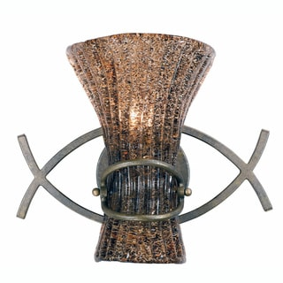 Triarch International One-light Bronze Wall Sconce