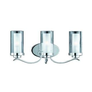 Triarch International 3-light Vanity Fixture