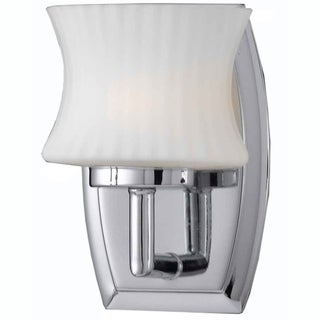 Triarch International Chrome 1-light Vanity Sconce